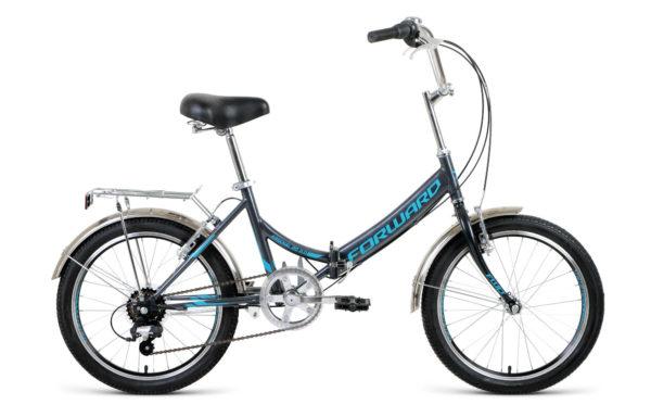 Велосипед складной FORWARD Arsenal 20″ 2.0 (2020)
