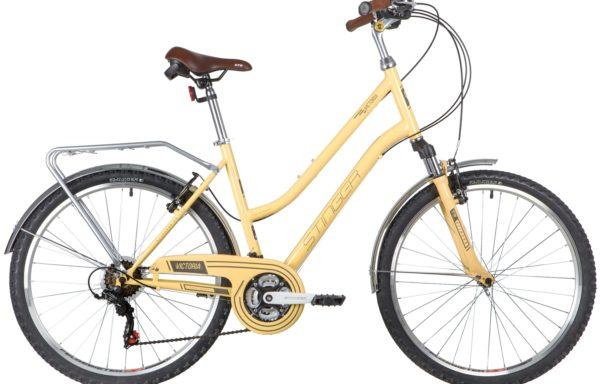 Велосипед дорожный STINGER Victoria 26″ (2020)