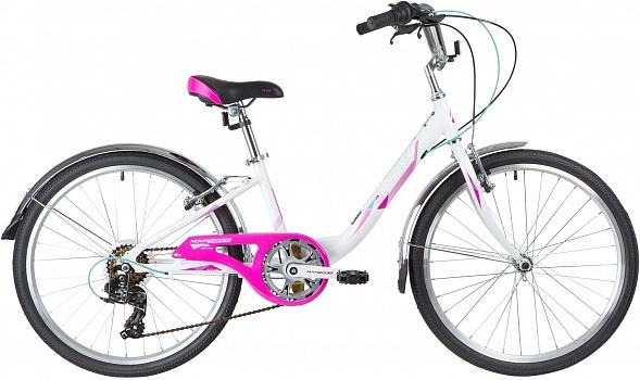 Велосипед горный NOVATRACK ANCONA 24″ (2020)