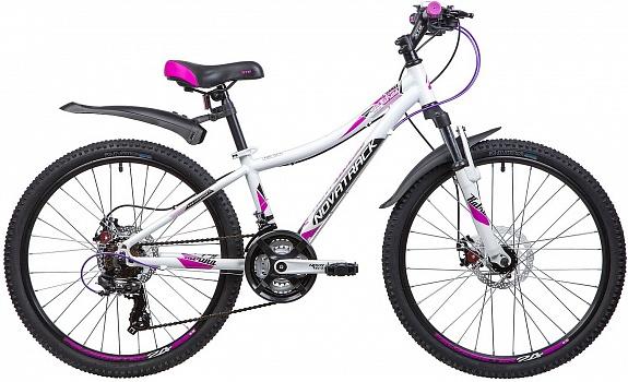 Велосипед горный NOVATRACK Katrina 24″ (2020)