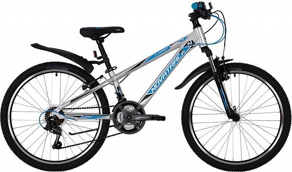 Велосипед горный NOVATRACK Lumen 24″ (2020)