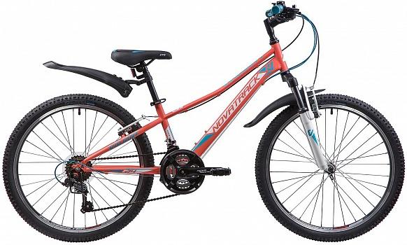 Велосипед горный NOVATRACK Valiant 24″ (2020)