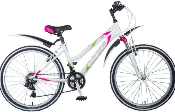 Велосипед горный STINGER Latina 24″ (2020)