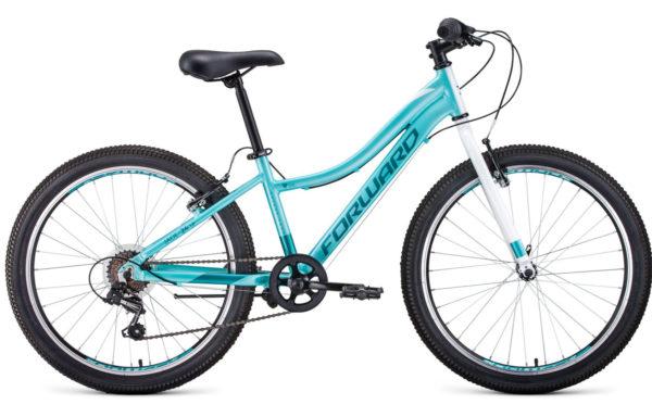 Велосипед горный FORWARD Jade 1.0 24″ (2020)