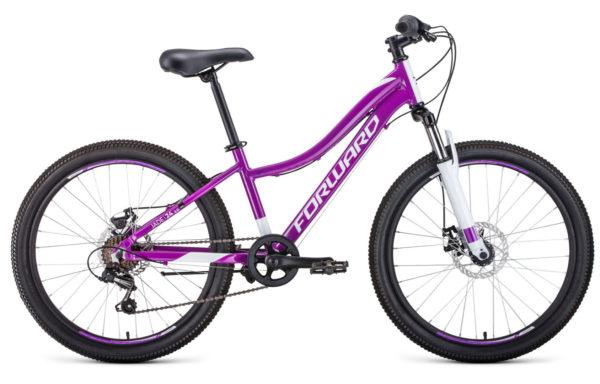 Велосипед горный FORWARD Jade 2.0 24″ (2020)