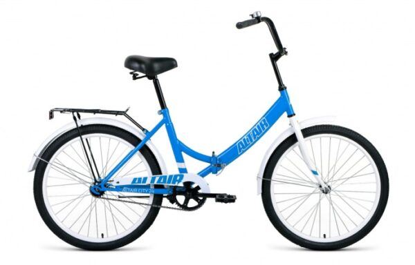 Велосипед складной ALTAIR City 1.0 24″(2020)