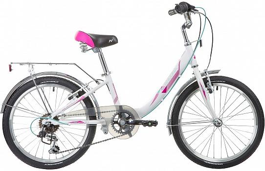 Велосипед детский NOVATRACK Ancona 20″ (2020)