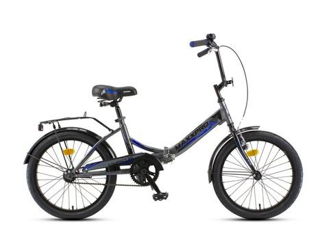 Велосипед складной Maxx Pro Compact 20″ (2020)