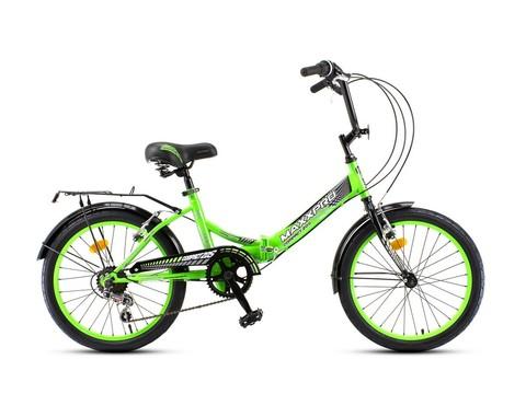 Велосипед складной Maxx Pro Compact S 20″ (2020)
