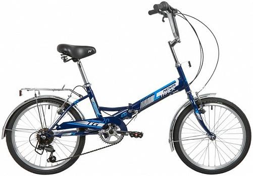Велосипед складной NOVATRACK TG-30 20″ (2020)