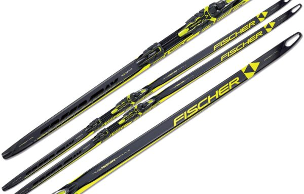Беговые лыжи FISCHER RCS Speedmax Skate с крепл. 181 см