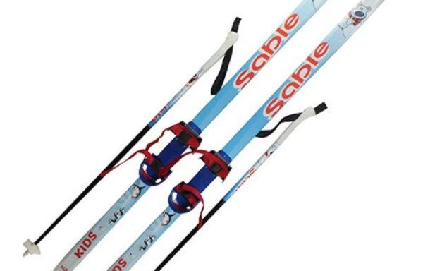 Комплект лыжный 100 см