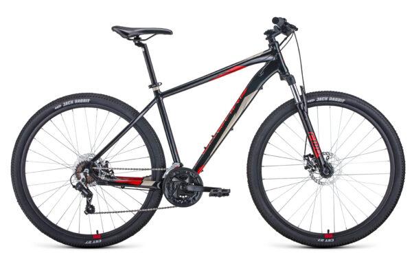 Велосипед горный FORWARD Apache 2.2 disc 29″ (2021)