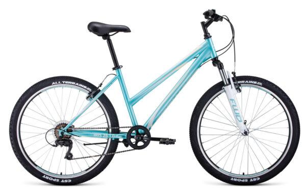 Велосипед горный FORWARD IRIS 1.0 disc 26″ (2021)