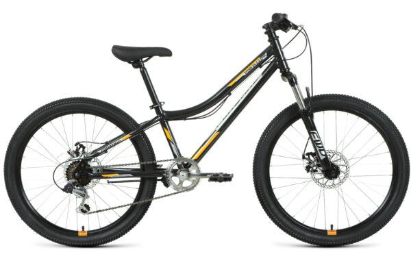 Велосипед горный FORWARD Titan 2.2 disc 24″ (2021)