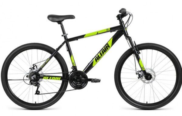 Велосипед горный ALTAIR AL 26″ D (2021)