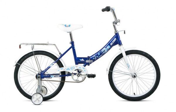 Велосипед складной ALTAIR City 20″ (2021)
