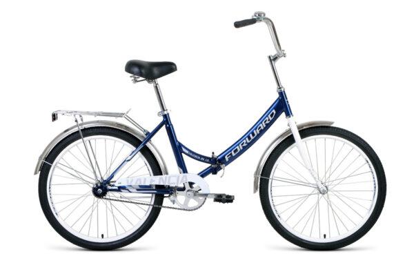 Велосипед складной FORWARD Valencia 1.0 24″ (2021)