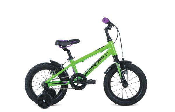 Детский велосипед Format Kids 14″ (2020)