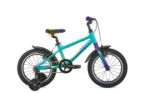 Детский велосипед Format Kids 16″ (2021)