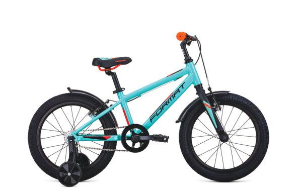 Детский велосипед Format Kids 18″ (2021)