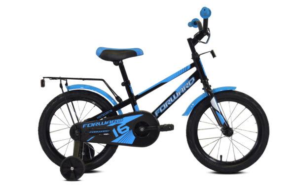 Велосипед детский FORWARD Meteor 16″ (2021)