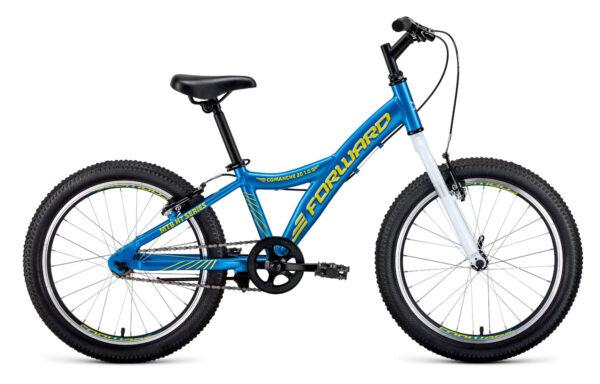 Велосипед детский FORWARD Comanche 1.0 20″ (2021)