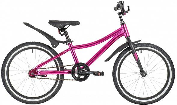 Велосипед горный NOVATRACK Prime 20″ (2021) ножн. торм. ж