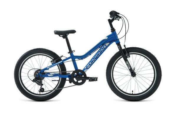 Велосипед детский FORWARD Twister 1.0 20″ (2021)