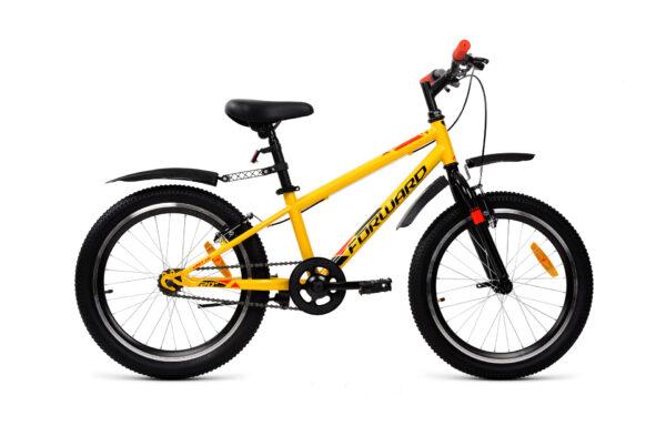 Велосипед детский FORWARD Unit 20″ 1.0 (2021)