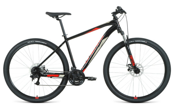 Велосипед горный FORWARD Apache 2.2 S 29″ (2021)