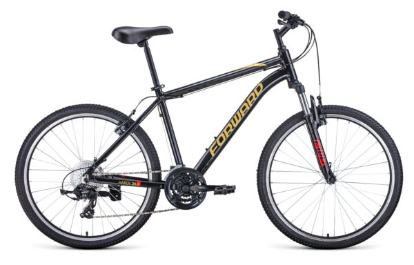 Велосипед горный FORWARD Hardi X 26″ (2021)