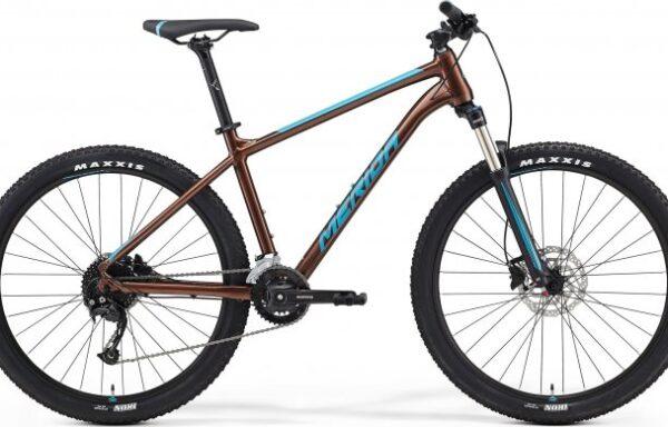 Велосипед горный Merida Big Seven 100 (2021)
