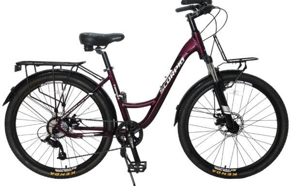 Велосипед городской Tech Team Scorpio 27,5″ (2020)