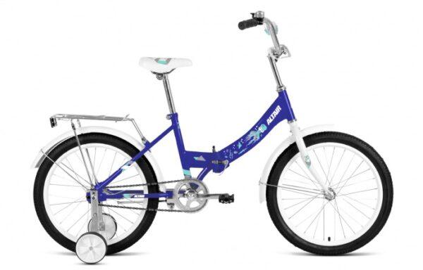 Велосипед складной ALTAIR City Kids Compact 20″ (2021)