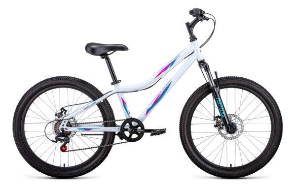 Велосипед горный FORWARD IRIS 2.0 24″ (2021)