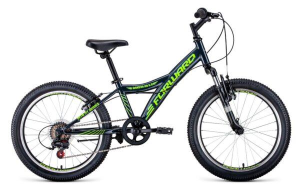 Велосипед детский FORWARD Dakota 20″ 2.0 (2021)