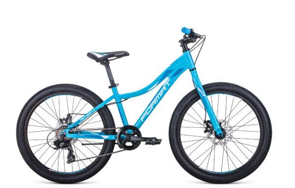 Велосипед горный FORMAT 6424 24″ (2021)