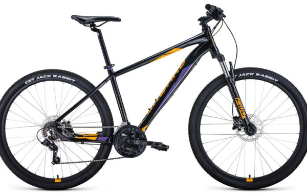 Велосипед горный FORWARD Apache 3.0 disc 27,5″ X  (2021)