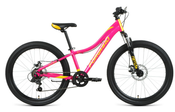 Велосипед горный FORWARD Jade 2.0 disc 24″ (2021)