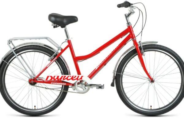 Велосипед городской FORWARD Barcelona Air 3.0 26″(2021)