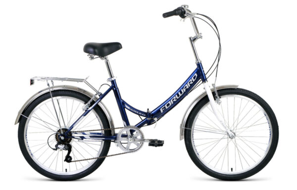 Велосипед складной FORWARD Valencia 2.0 24″ (2021)