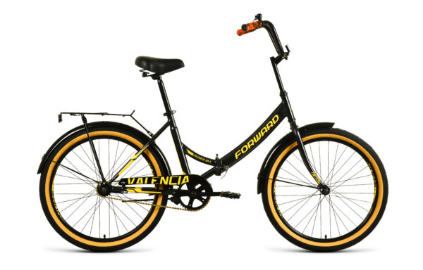 Велосипед складной FORWARD Valencia X 24″ (2021)